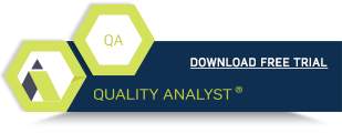 Quality Analyst: Download Free Trial